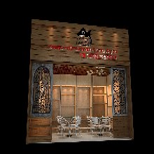 展厅墙面设计展台搭建材料广交会展台设计搭建厂商