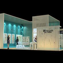 展览展台搭建指南展会设计方案2018五金建材展览策划案例
