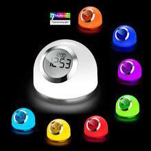 家居LEDwifi智能情景闹铃灯手机APP远程控制开关定时调光调色图片