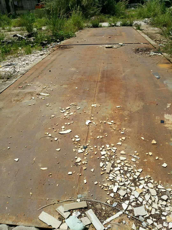 广东省内二手大地磅回收销售维修10米12米16米18米