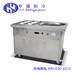 上海单头炒冰机公司-单锅炒冰机多少钱-不锈钢双锅炒冰机-双头炒冰机连沙拉台