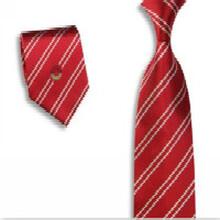 罗圣依标志服领带(图)真丝丝巾定做批发、定做年会红丝绸围巾