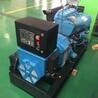 全新四缸道依茨风冷发电机组30千瓦F4L912发电机组