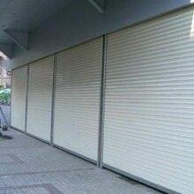 上海沙龙安装卷帘门大兴区安装电动卷帘门自动玻璃门图片