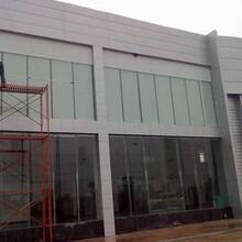 天宮院安裝玻璃隔斷天宮院安裝不銹鋼玻璃門圖片
