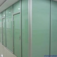 永順安裝玻璃隔斷墻通州區辦公室玻璃隔斷安裝圖片