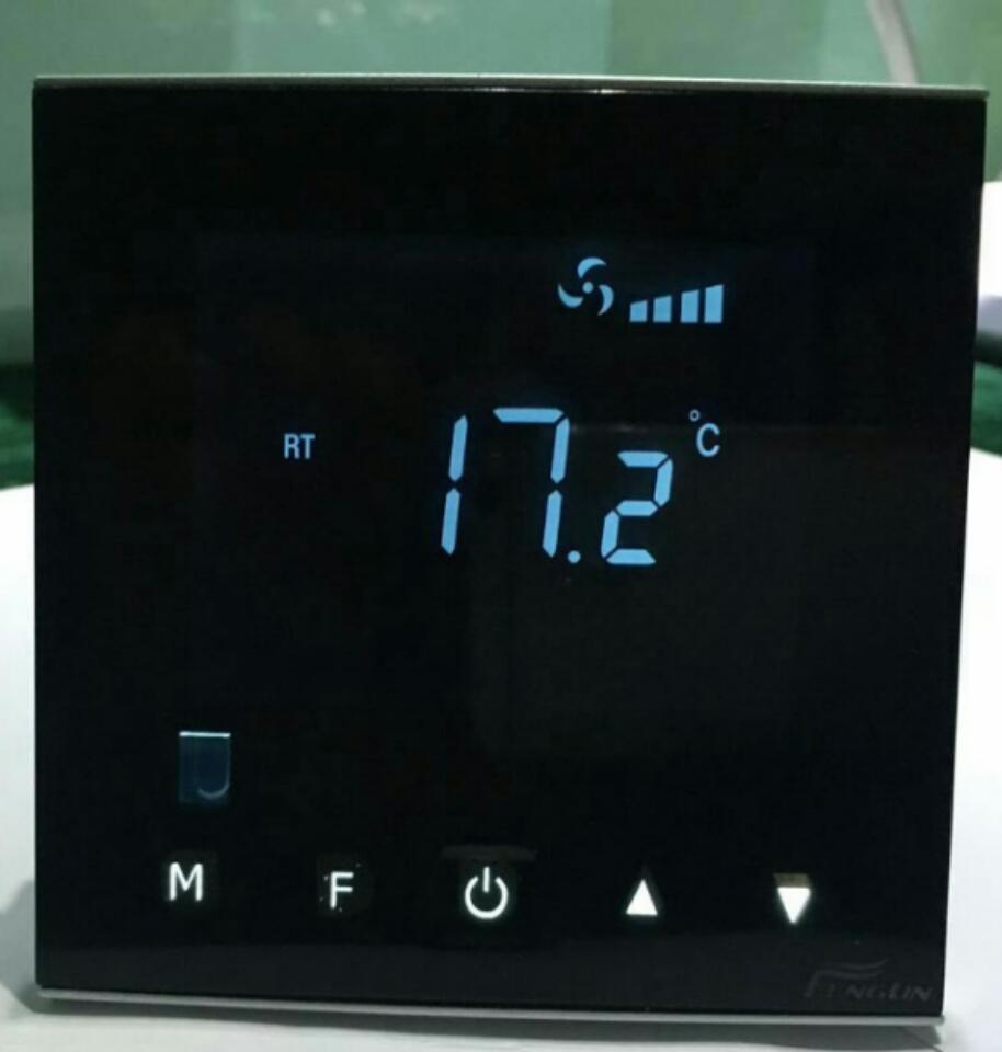 嘉信供应壁挂炉.风机盘管温控器中英文、双温、可配遥控器,可做成WIFI手机控制