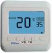 內蒙包頭風機盤管溫控器空調地暖一體W312壁掛爐溫控器廠家直銷
