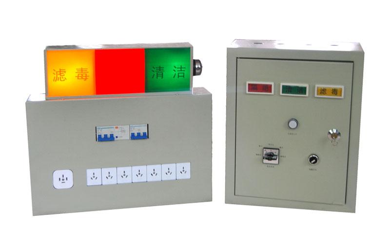 陕西西安供应人防通风信号箱通风方式信号控制箱厂家供应