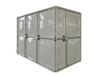 甘肅張掖玻璃鋼水箱玻璃鋼冷水箱現場組裝