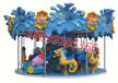 海洋旋转木马游乐设备厂家儿童游乐设备价格