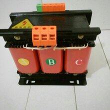 三相隔离变压器380V变220V3KVA电压容量可以定做图片