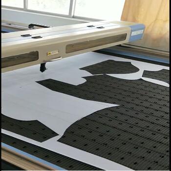 婚纱礼服衬衫定制电脑裁剪机自动裁床电脑控制裁剪速度快裁片精确效率提升数倍
