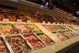 衢州自助餐点菜柜,自助了烤肉冷藏柜,自助餐展示柜