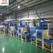 供應佛山鎖具全自動噴砂機BZ-1000-12輸送式散熱器自動打砂機