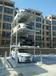 绵阳2层简易停车设备简易汽车举升机俯仰汽车停车设备