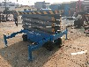 贵州8米移动升降机500kg移动升降平台剪叉式升降机厂家现货供应