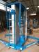 铜陵单柱8米铝合金升降机小型升降机双柱升降机厂家