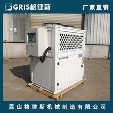 塑料機械降溫專用內置水箱款冷水機風冷式冷凍機圖片