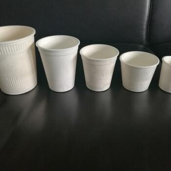 純淀粉全降解奶茶杯生產流水線