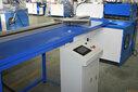 铜铝型材数控自动定尺台SK2000伺服自动定尺托料架图片