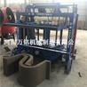 鄭州萬銘預制水泥U型槽機器移動式水泥預制U型槽機水泥T型槽板預制機