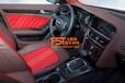 山东日照飞斯特汽车科技有限公司推出内饰改装真皮缝纫打板碳纤维制作技术
