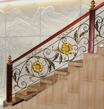 室内铁艺楼梯室内铁艺楼梯价格_优质室内铁艺楼梯批发/图片