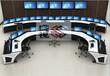 广州人民法院执行指挥中心公安应急指挥中心调度控制台效果图制作方案