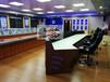 航空管理指挥中心调度控制台监控值班操作台定制厂家