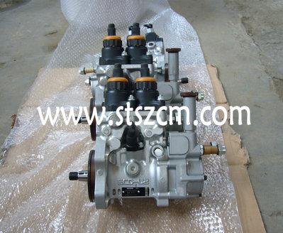 小松挖掘机配件原厂PC200-5柴油泵6207-71-1211喷射泵柴油泵总成广东广州白云