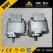 小松WA320-3齿轮泵705-55-24130贵州六盘水六枝特区小松装载机配件WA420-3齿轮泵