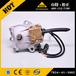 小松原装配件PC300-7油门马达7834-41-3002四川广安邻水现货销售PC360-7油门马达
