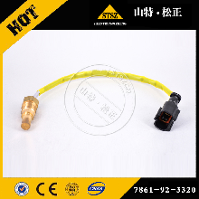 小松挖机配件PC220-5水温感应塞7861-92-3320四川南充蓬安小松PC200-7传感器