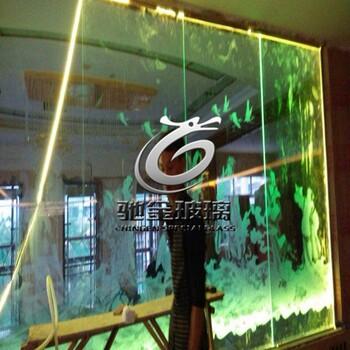调光玻璃雾化玻璃_LED发光玻璃_内雕发光玻璃