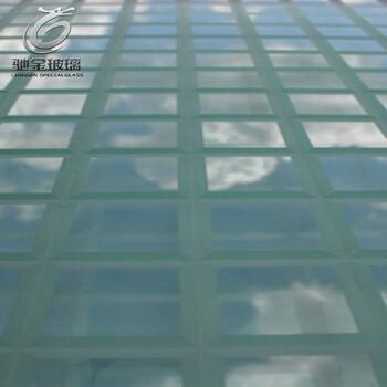 防滑景观透明玻璃地板家装透明地板厂家图片_品牌
