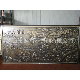 長沙鏤空鋁雕屏風加工產品圖