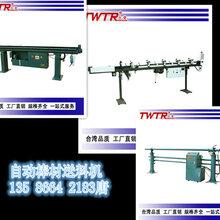 台荣数控车床送料机,机械式棒料送料机,多根棒材上料架图片