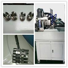 宁波液压三轴铣扁机,双头铣扁机,PLC智能控制铣床图片