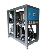 中山东凤冷水机电器注塑粉末行业十匹冷水机厂家图片