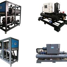 沙湾冷水机厂家广州番禺沙湾镇电子塑胶化工行业冷水机图片