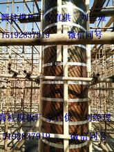 德州圆柱模板,圆模板,为什么选用建筑木质圆模板