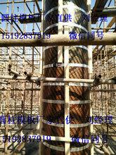 安庆圆模板,太湖圆柱模板,木质圆模板厂家直销图片