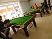磐安台球桌价格美式桌球台家用优质台球桌厂家