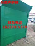 永腾供应专业生产小区隔音墙耐腐蚀隔音声屏障消音道路专用降噪墙图片