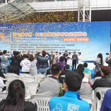 杭州彩虹机租赁开幕式彩虹机开业庆典彩虹机租赁