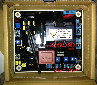 励磁稳压板EA440,EA440-T固也泰调压器,EA440-T电压板