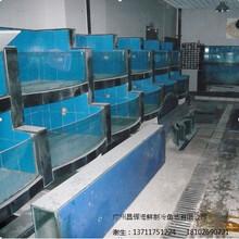 黄埔大道西大排档海鲜池定做订做不锈钢海鲜池多少钱