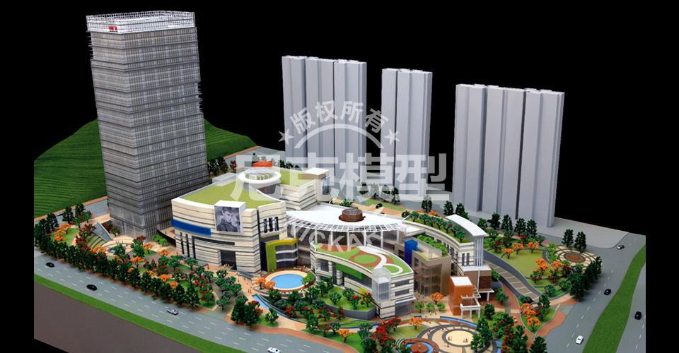 北京模型制作公司济南中海广场