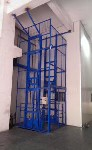 济南安恒达液压升降货梯AHD-SJQY厂家直销图片